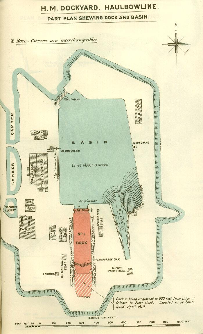 Haulbowline dockyard