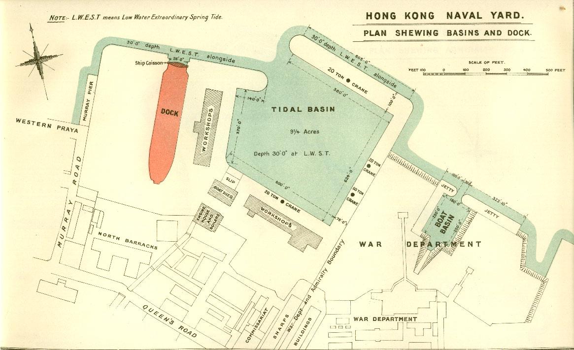 British Dockyards And Ports 1909